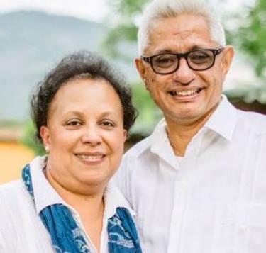 Fernando & Marianela Saravia